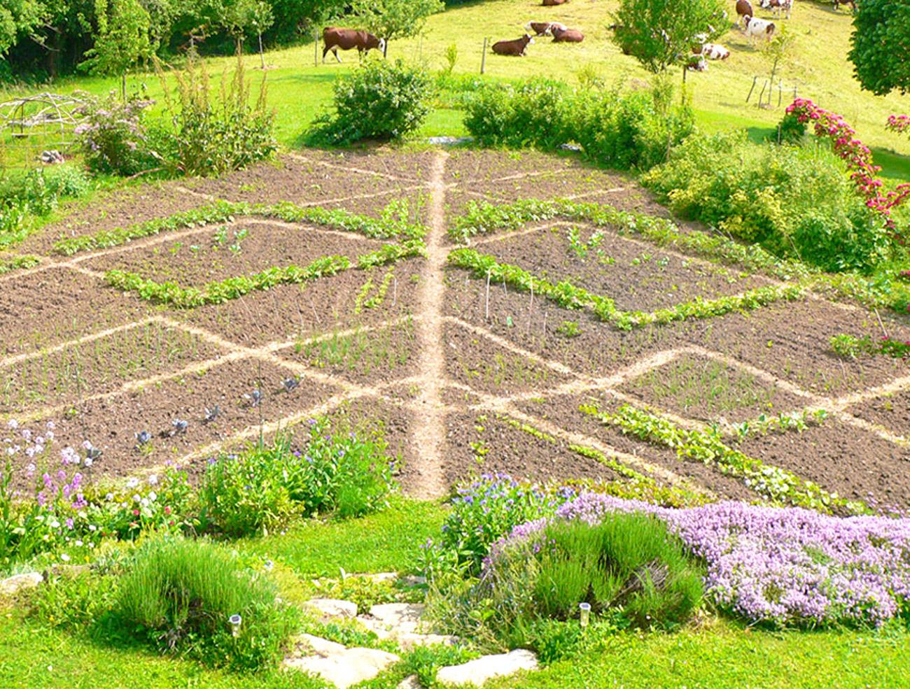 Création de jardin et potager - Médecine Symbolique